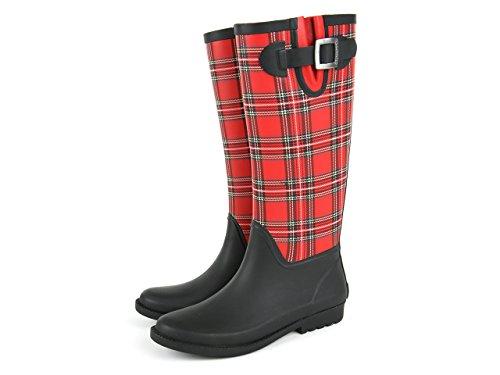 Gioseppo - Glasgow, Stivali Da Pioggia da donna, nero, 37
