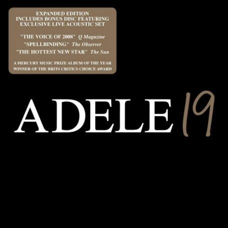 19-Deluxe-Edition by Adele album cover