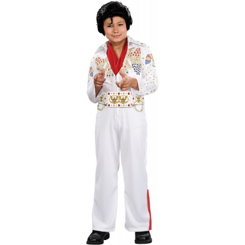 Deluxe Toddler Elvis Costume - Toddler