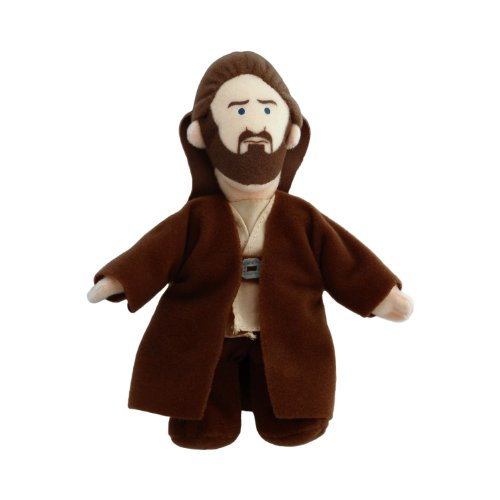 Hasbro Star wars Episode I Star Wars Buddies - Qui-Gon Jinn - 1