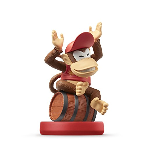 Nintendo Diddy Kong Amiibo