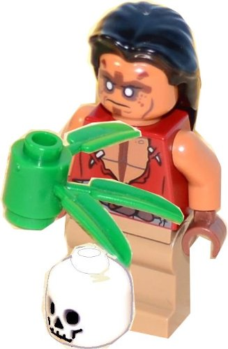 Picture of LEGO Yoman Zombie Lego Pirates of the Caribbean Mini Figure (B004Y7JBPA) (LEGO Action Figures)