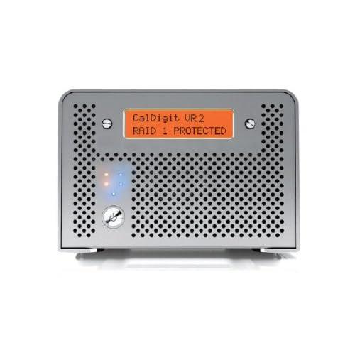 【CalDigit Japan直営】CalDigit VR2 2.0TB