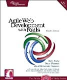 img - for Agile Web Development with Rails (Pragmatic Programmers) [Paperback] [2011] Fourth Edition Ed. Sam Ruby, Dave Thomas, David Heinemeier Hansson book / textbook / text book