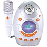 Little Virtuoso Little Headliner- Children's Learning Toys for 3 Years and up - Imported - This Karaoke Machine with Microphone Is Simple and Easy to Use. It Requires Four Aa Batteries, Which Are Sold Separately.