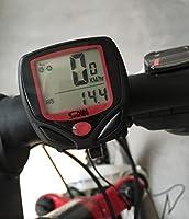 14 Function Waterproof Bicycle Computer Odometer Speedometer SD 548B