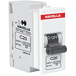 Havells Oro 20A SP C Mini MCB