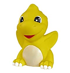 Simba Abc  Vinyl Dinosaurs, Yellow