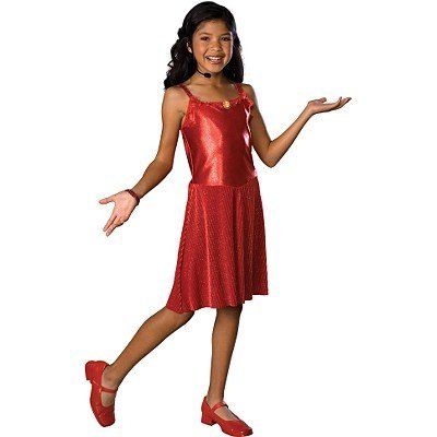 Rubies Gabriella Deluxe High School Musical Childs Costume 3-5 Years front-498463