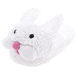 Bunny Slippers for Women 7-8