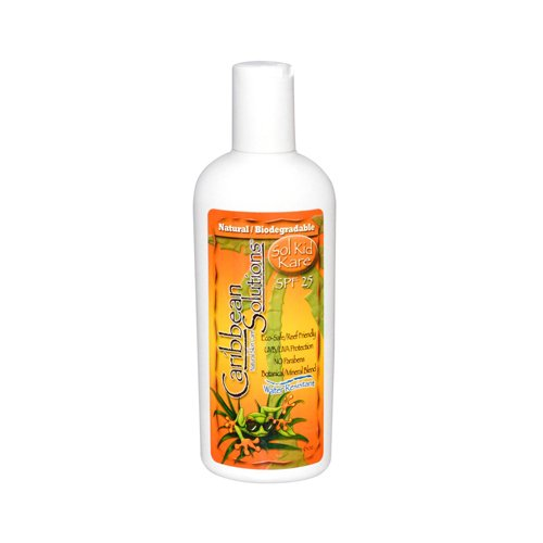 Caribbean Solutions Sol Kid Kare SPF 25 -- 6 fl oz (2 Pack)