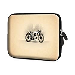 Theskinmantra Just want to RIDE 13 inch laptop sleeve