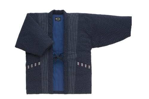 Amazon Com Watanosato Hail Pattern Hanten Cotton Jacket