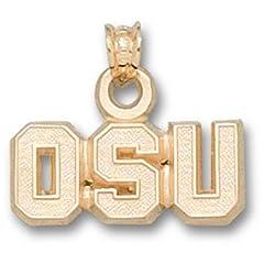 Oregon State OSU - 14K Gold by Logo Art