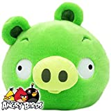 ANGRY BIRDS CUSHION - ANGRY BIRD GREEN PIG MICROBEAD CUSHION - 13