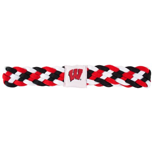ncaa-wisconsin-badgers-braided-headband
