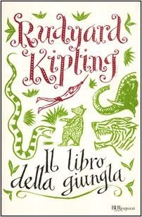 Il libro della giungla: Rudyard Kipling: 9788817057394: Amazon.com