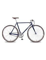 Foffa Urban City Bike - Navy Blue, 55 cm