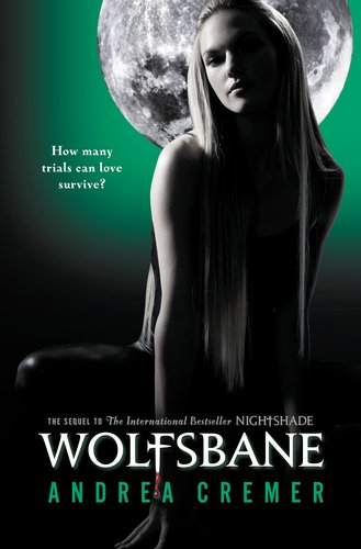 Cover of Wolfsbane (Nightshade, Book 2)
