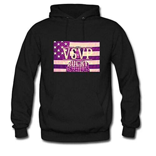 yolo asap rocky custom men s pullover hoodie hooded. Black Bedroom Furniture Sets. Home Design Ideas
