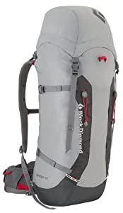 Black Diamond Speed 40 Backpack, Vapor Gray, Small