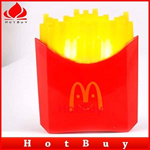 Brightness Nightlight french fries induction lamp plug in bed-lighting light control led night light baby wall lamp deal 2016