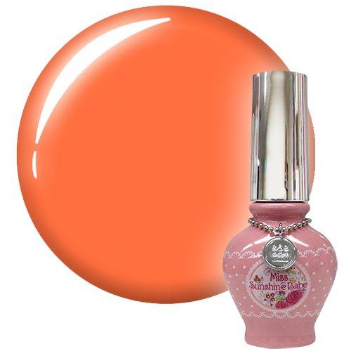 MissSunshineBabe カラージェル MCー33 サマーパステルオレンジ 10g