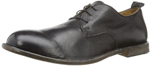 MOMA Mens ideal derby Casual Black Schwarz (nero) Size: 9 (43 EU)