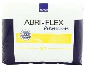 Abena Abri-Flex Premium Protective Underwear, Small, S1, 14 Count by Abena
