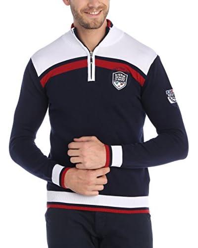Giorgio Di Mare Pullover marine