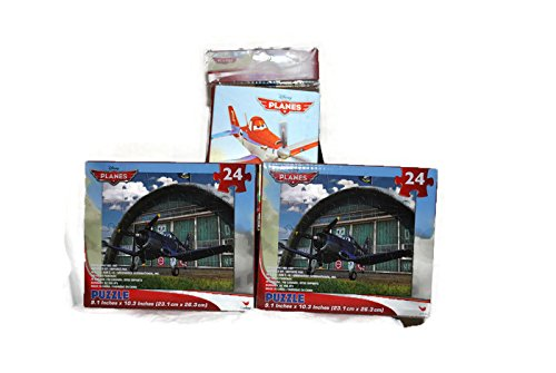 Disney Planes 3 Piece Bundle Pack - 1
