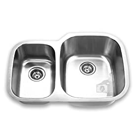 Undermount Stainless Steel Kitchen Sink 16 Gauge