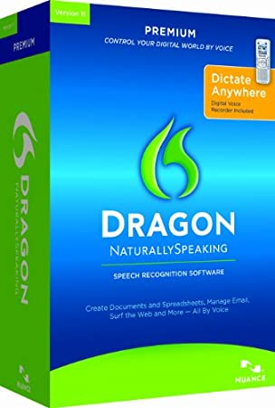 Dragon NaturallySpeaking 11 Premium Mobile Edition (PC)