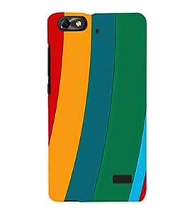 EPICCASE different colors Mobile Back Case Cover For Xiaomi Redmi Mi4i (Designer Case)