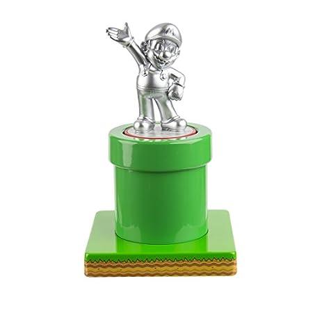 PDP Super Mario Pipe Amiibo Figure Stand