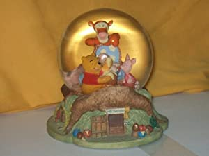 "Disney ""Winnie the Pooh"" (Tune It Also Plays) Snowglobe (Snow Globe) from Disney"