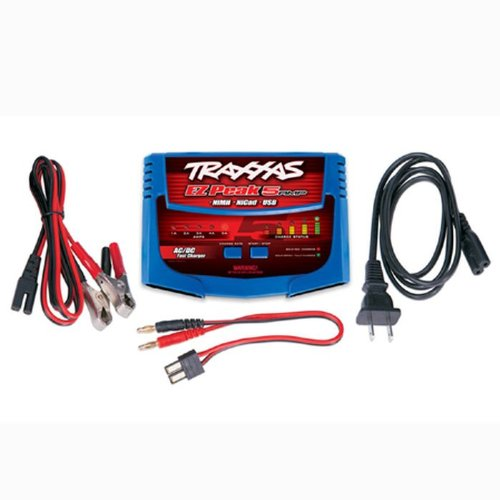 Traxxas 2937X EZ-Peak 5-Amp NiMH Charger with HC Connector (Peak Charger compare prices)