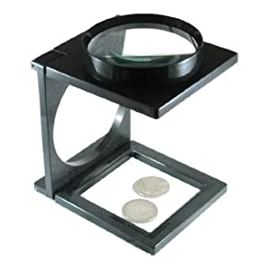 the power of a magnifying glass How do you measure the power of a lens how are lenses made photo: this magnifying glass uses a single convex lens made from plastic.