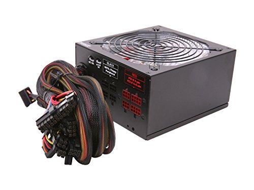 rosewill 1000w 80 bronze certified semi modular atx power supply