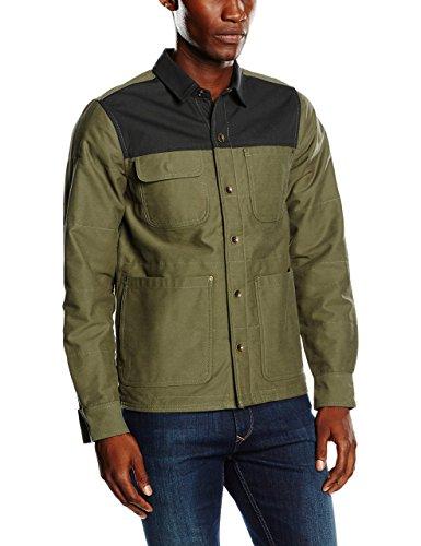 Vans M GABLE ANCHORAGE Cappotto da Uomo, Colore Grigio (Anchorage), Taglia Large