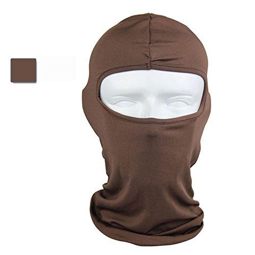 Ezyoutdoor Dustproof Balaclava Cycling Riding Face Mask Neck Warm Helmet Winter Hat Fleece Hood Ski Mask