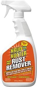 KRUD KUTTER RG32 Rust Remover, 32-Ounce