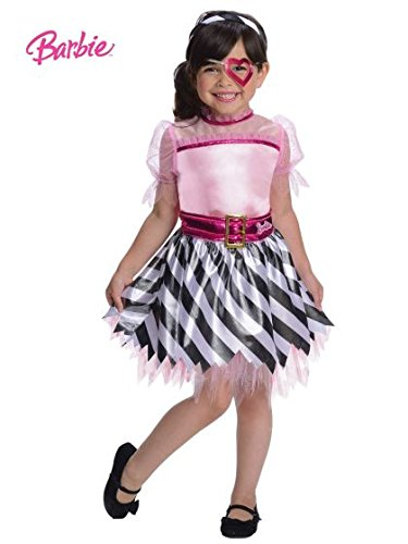 Barbie Pirate Costume, Small