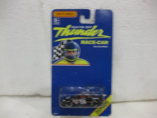 Days Of Thunder #51 Exxon Chevy Lumina Nascar In Black Diecast 1:64 Scale By Matchbox