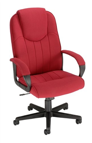 Trexus Intro Managers Armchair High Back 670mm Seat W520xD470xH440-540mm Burgundy