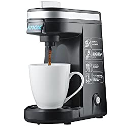 Knox Travel Size Single Serve K-Cup Coffee Brewer made by Knox