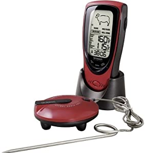 Oregon Scientific AW131 Talking Wireless BBQ Oven Thermometer by Oregon Scientific