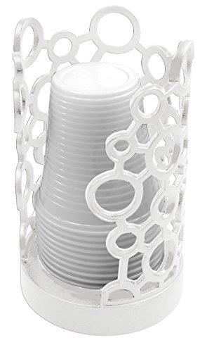Gio'Style ForMe Portabicchieri, Polipropilene, Bianco