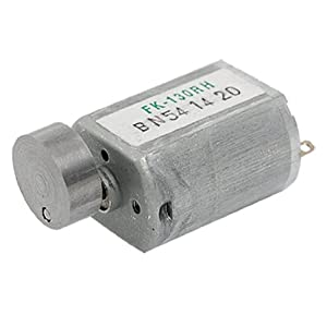 DC 12V 0.03A 20000RPM Micro Vibration Motor from Amico