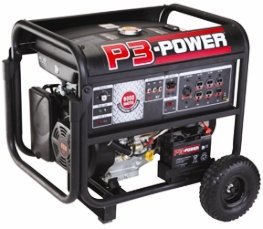Goss Power Products Gse9000W 9000 Peak Watt 420Cc Ohv Portable Gas Powered Generator